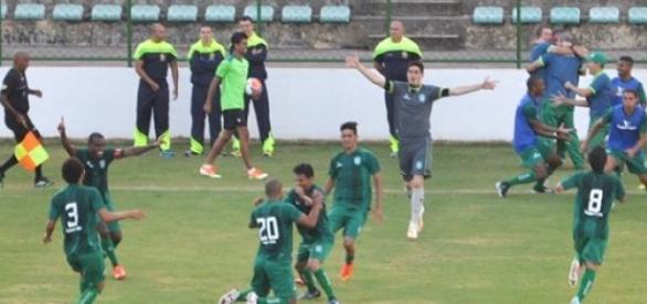 Gama vence o Brasília e é campeão do Candangão
