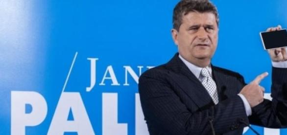 Janusz Palikot, kandydat na prezydenta RP