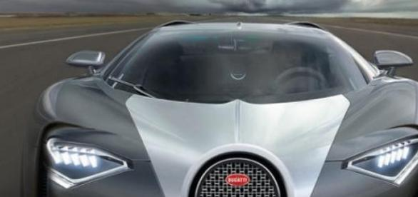 La Bugatti Chiron: un monstre!