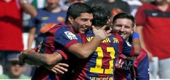 Le Barça s'est régalé face à Cordoba