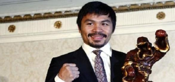 O filipino Manny Pacquiao saiu derrotado dos EUA.