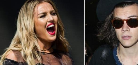 Perrie Edwards não quer estar com Harry Styles