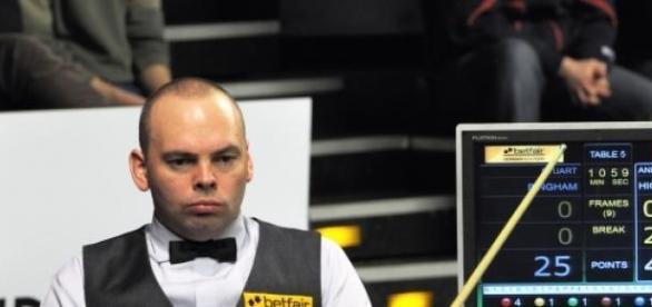 Stuart 'Ball-run' Bingham