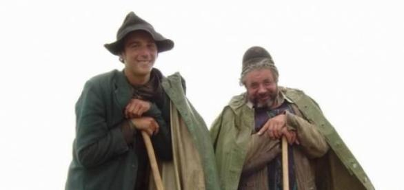 Tineri  atacați de doi ciobani turmentați
