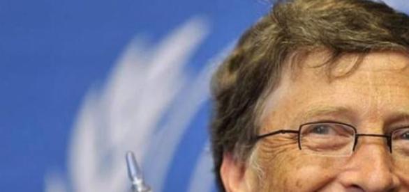 Bil Gates este un fals salvator