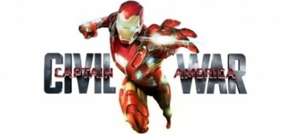 Iron Man con su nuevo diseño