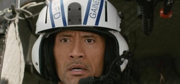 The Rock em 'Terremoto: A Falha de San Andreas'