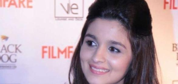 Alia Bhatt turns vegetarian