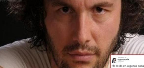 Ergün Demir enojado con la prensa argentina