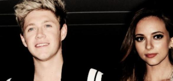 Niall Horan e Jade Thirlwall juntos