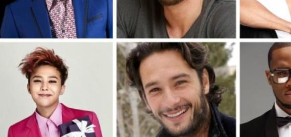 A diferença da beleza masculina pelo mundo