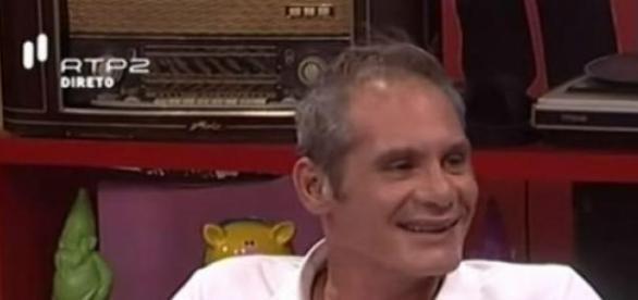 Actor Nuno Melo luta contra cancro no fígado