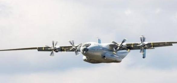 An-22 -  samolot transportowy