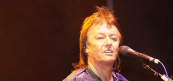 Chris Norman bei einem Konzert im Jahr 2009