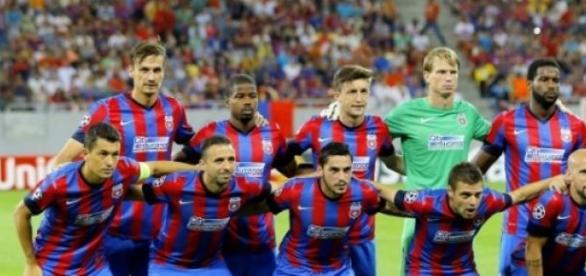 Echipa Steaua Bucuresti