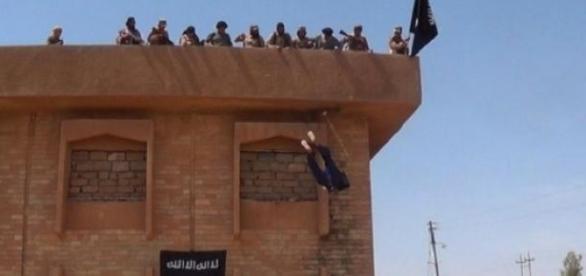 ISIS bestraft homosexuelle