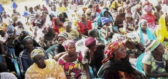 Liberada del grupo terrorista Boko Haram