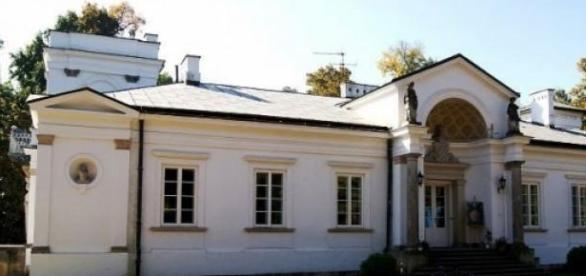 Pałacyk Józefa Brandta w Orońsku