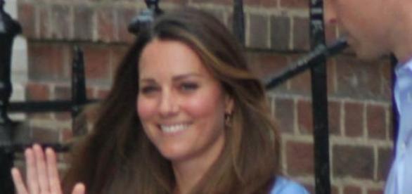Princesa Charlotte é a 4ª na linha de sucessão