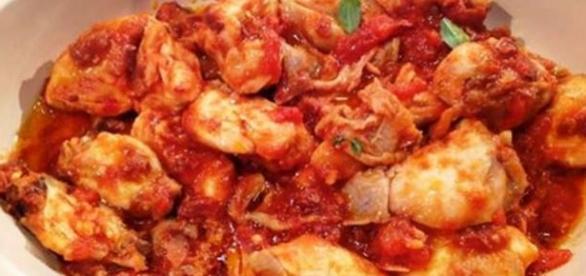Ricette pollo alla romana