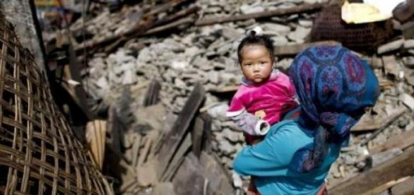 Se calculan más de un millón de niños afectados