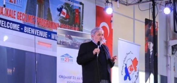 Ilber Ortayli, avec Objectif 21