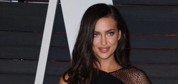 Irina poderá estar numa relação com Bradley Cooper