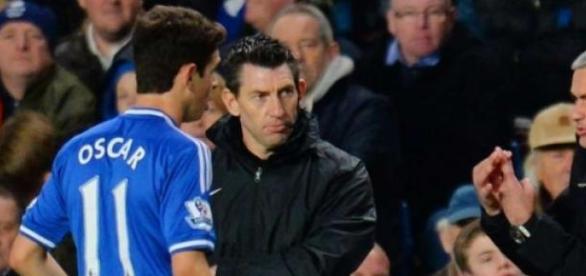 Mourinho pediu e levou: Oscar fora da Copa América