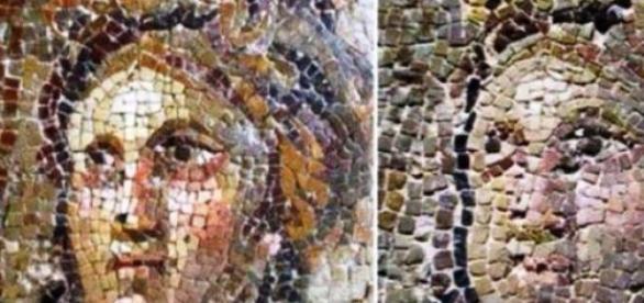 Mozaicuri din secolele II şi VI, distruse