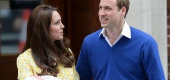 Prinţul William şi Kate Middleton