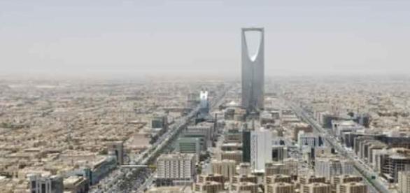 Riyadh, capital de Arabia Saudí