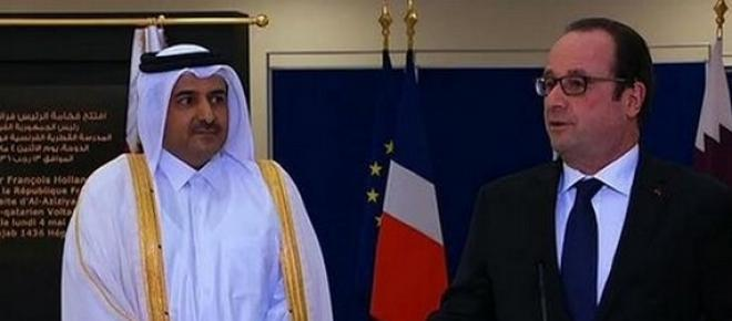 Signature du contrat de vente de rafales au Qatar