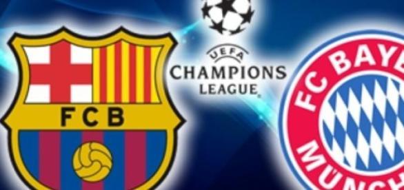 A doua semifinală UCL: Barcelona – Bayern Munchen