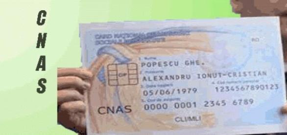 Cardurile de sanatate conform cnas
