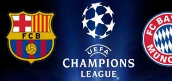 FC Barcelona e Bayern Munique vão medir forças