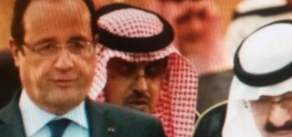 Hollande invité d'honneur en Arabie Saoudite