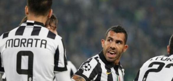 Juventus vence o Real Madrid em Turim