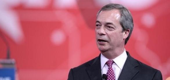 Nigel Farage, leader de l'Ukip.