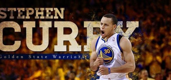 Stephen Curry é o MVP da temporada 2014/15 da NBA