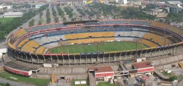 Tigres jugó en el Estadio Universitario