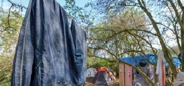 Adăposturile improvizate ale românilor din Londra