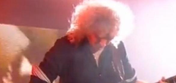 Brian May, guitarrista de Queen