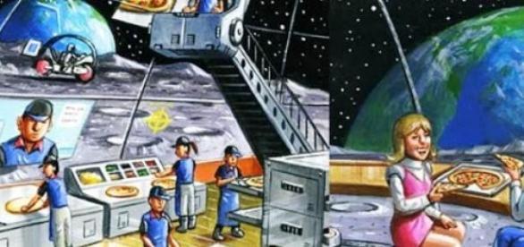 Domino's Pizza abrirá un restaurante en la Luna