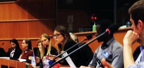 Eurodiputados debaten sobre las muertes de Ceuta