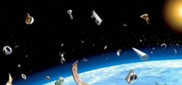 La contaminación espacial tiene niveles de alarma