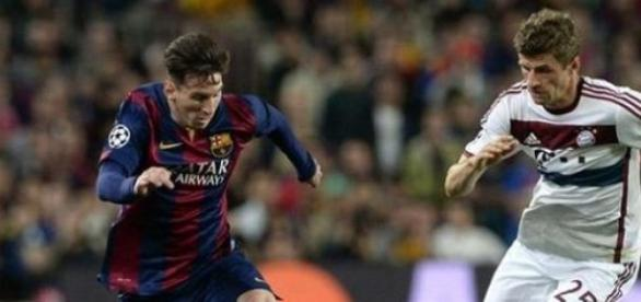 """Lionel Messi deu """"show de bola"""" em Camp Nou"""