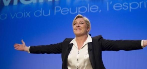 Marine Le Pen, Front National - interviews