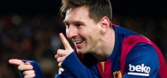 Messi a marcat doua goluri