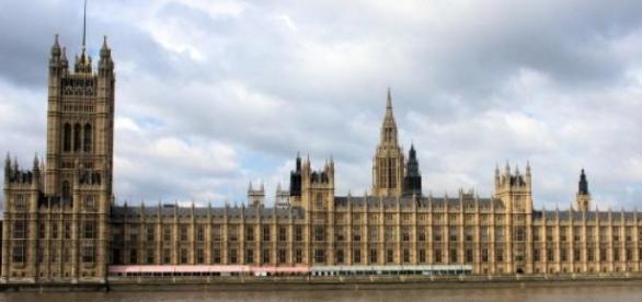 Pałac Westminsterski - parlament angielski