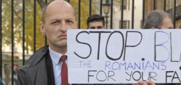 Romanii au fost un subiect al alegerilor din UK